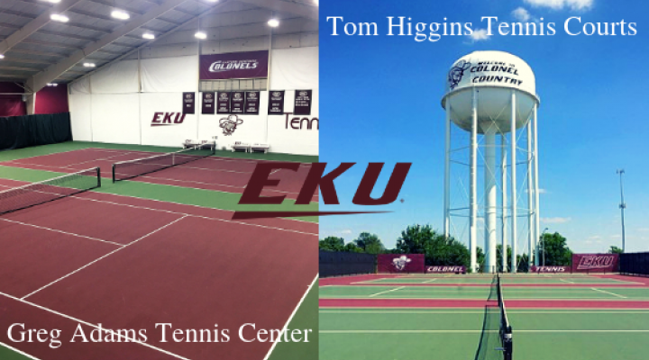 Tennis Center and Tennis Courts